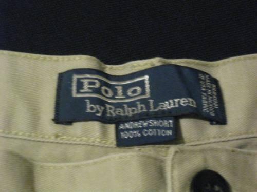 shorts polo de ralph lauren talla w33 americana