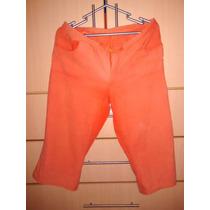 Capri Chavo Snicker Naranja Talla M Usado