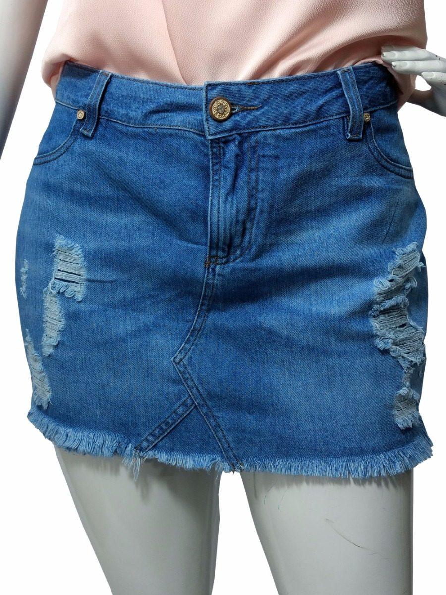shorts saia plus size jeans destroyed tamanho grande. Carregando zoom. aed7e5a2dcf