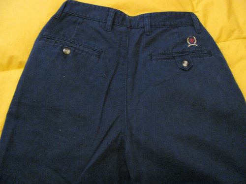 shorts tommy hilfiger talla 29 americana impecable