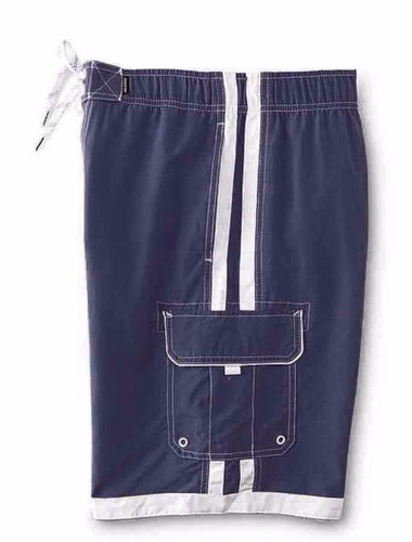 Traje De Baño Verde Hombre:Envio Shorts Xxl Traje Bano Cargo Joe Boxer Azul Hombre 2xl – $ 35900
