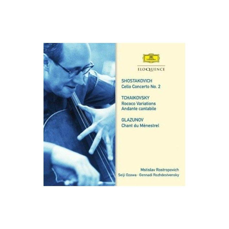 Shostakovich/rostropovich/ozawa Shostakovich Cello Concerto