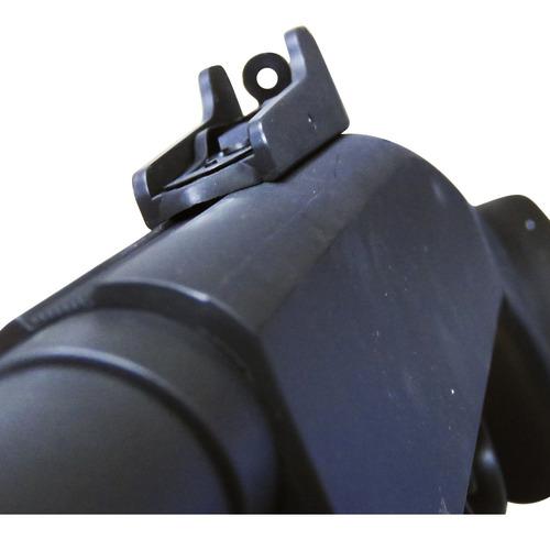shotgun escopeta airsoft spring 280 fps cyma zm61a 100 bbs