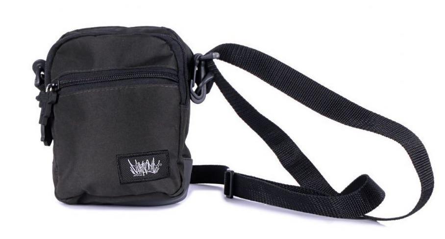 b02a47114 shoulder bag chronic preto black bolsinha tiracolo oferta. Carregando zoom.