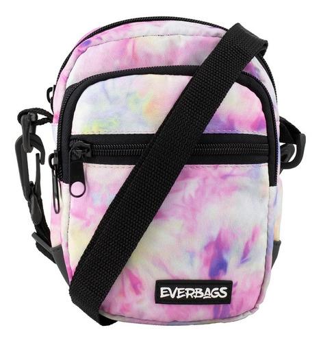 shoulder bag tie dye everbags bolsa tira colo necessaire