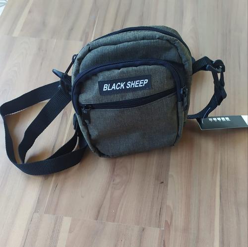 shoulder bag unissex black sheep