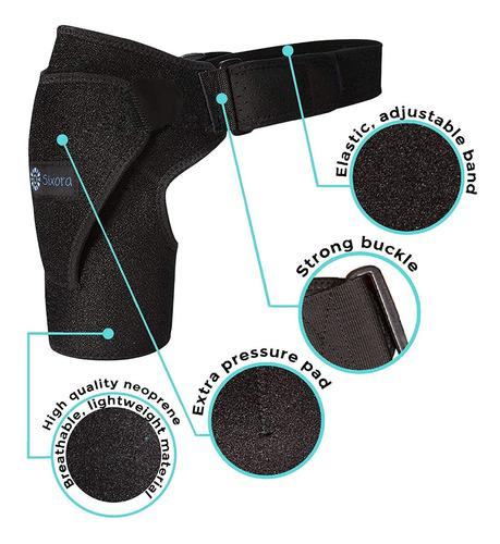 shoulder support brace adjustable for women and men  sh...