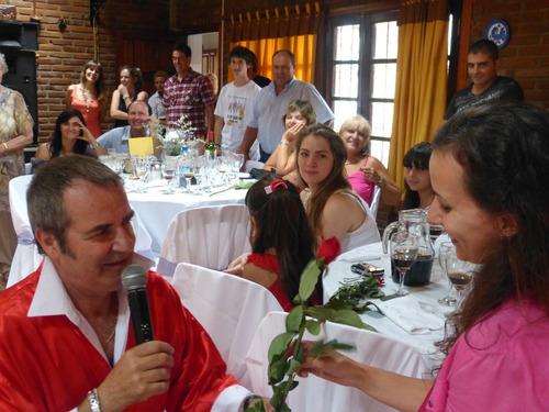 show adultos/fiestas/cumpleaños decada 60/70 sandro y mas!