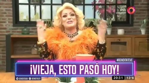 show animacion fiesta