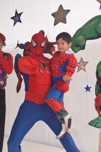 show animación infantil alquilo mickey pepa patrol araña pig