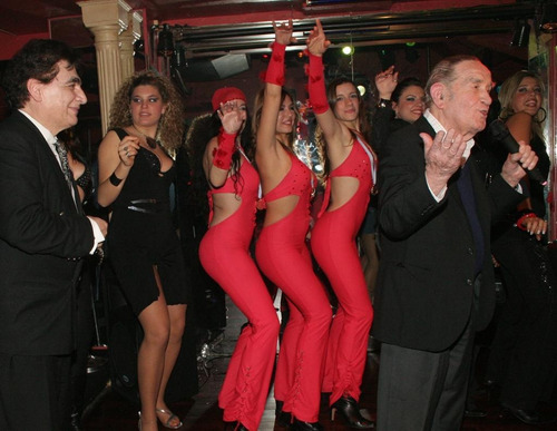 show bailarinas, gogo dancer, baile del caño y mucho mas!