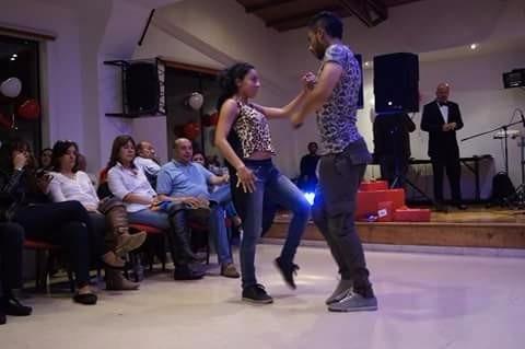 show baile animación fiestas