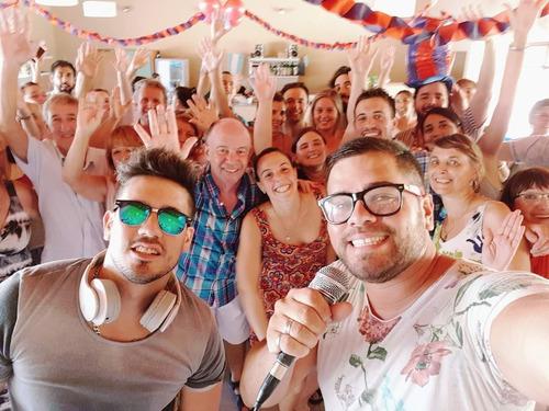 show banda cumbia en vivo - fiestas y eventos  almas gemelas