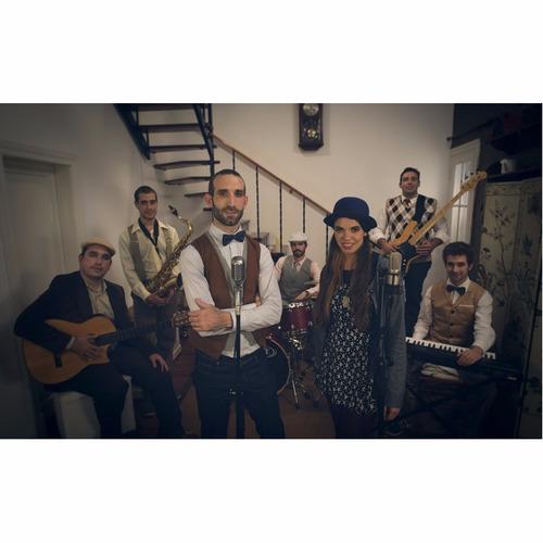 show banda de jazz-swing-pop - eventos,casamientos, fiestas