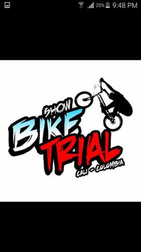 show biketrial cali