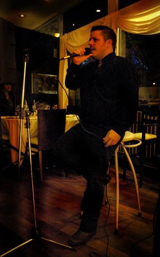 show cantante fiestas eventos