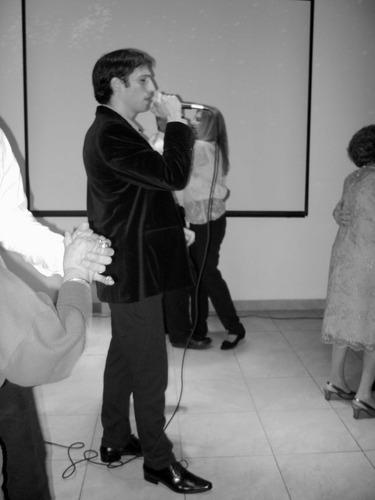 show cantante tango
