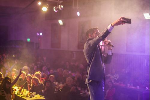 show cantante tango melodicos cumpleaños eventos fiesta