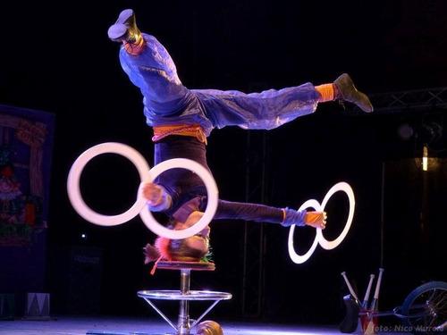show circo animación infantil