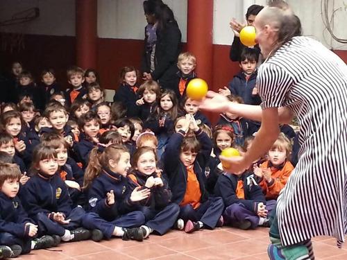 show circo animaciones infantiles eventos