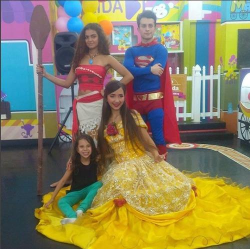 show coco show de princesas disney moana rapunzel ariel