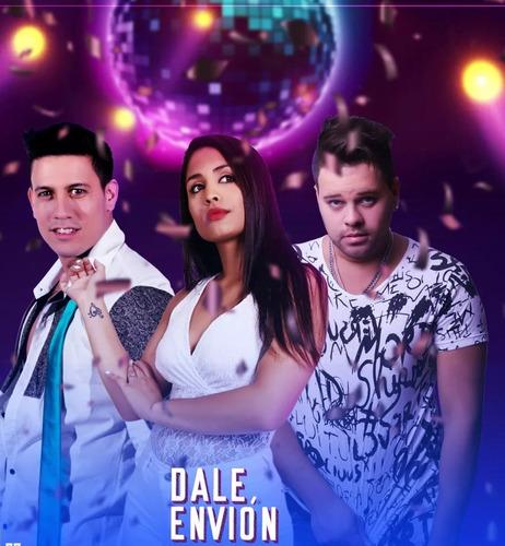 show cumbia reggaeton todo tipo de eventos dale envión banda
