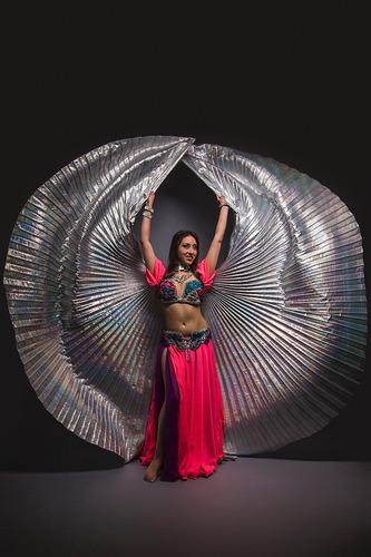 show danza árabe bailarina eventos odalisca