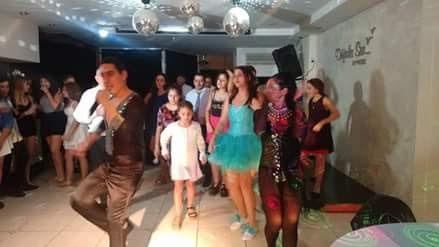 show de bachata salsa ritmos caribeños animaciones eventos
