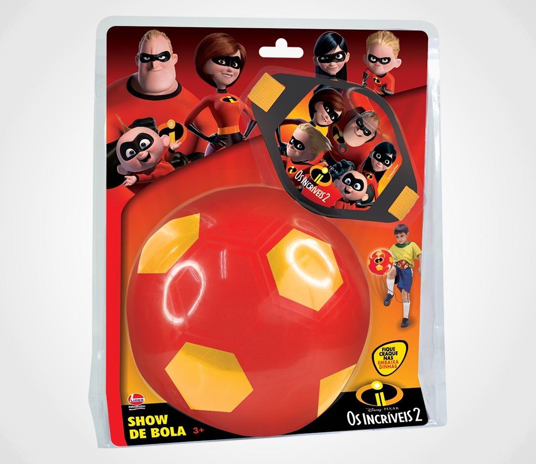 show de bola os incríveis 2 - líder brinquedos. Carregando zoom. 44f7649f6419b