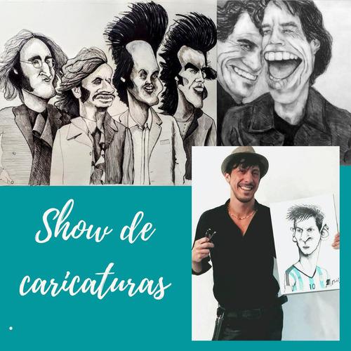 show de caricaturas on line