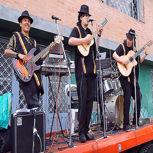 show de carranga , musicos , grupo carranguero, serenata