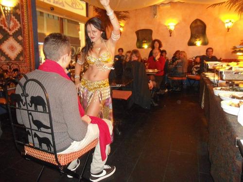 show de danza árabe para tu evento / bailarina árabe