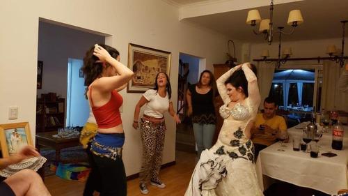 show de danzas arabes