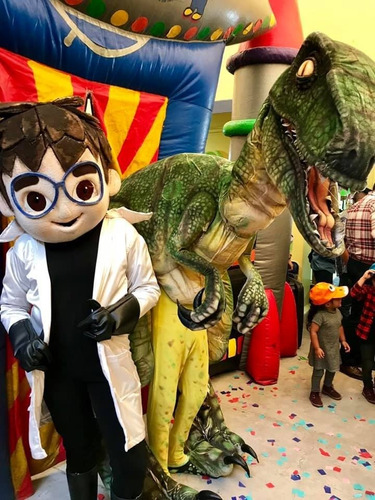 show de dinosaurios en toda la republica mexicana