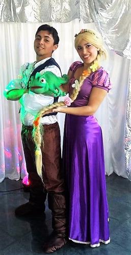 show de frozen. princesas. rapunzel. soy luna moana.