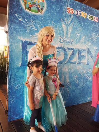 show de frozen princesas toy story pepa pig mikey mimi .