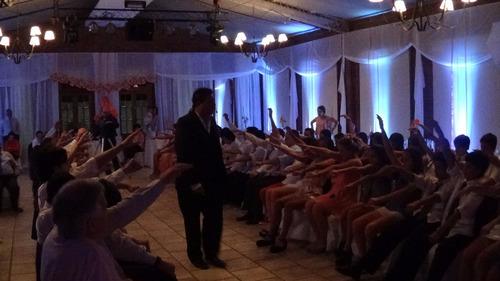 show de hipnosis,cumple de 15, casamiento,mago,  zona norte