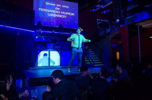 show de humor, animación y stand up para eventos