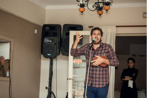 show de humor stand up musical