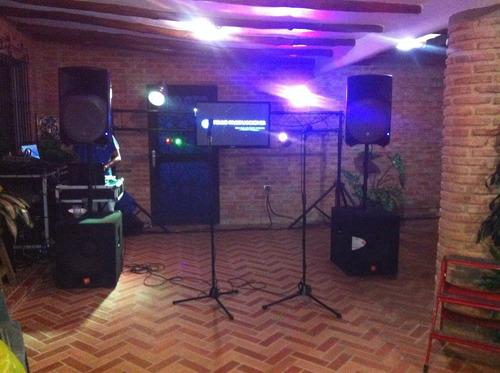 show de karaoke animacion sonido profesional