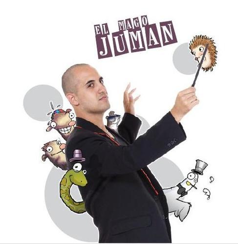 show de magia con animales exóticos - mago juman