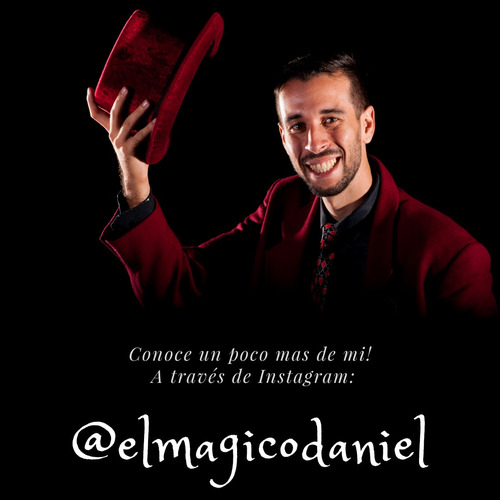 show de magia - el magico daniel - magos - cumpleaños/fiesta