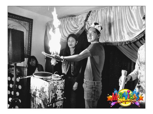 show de magia espectacular