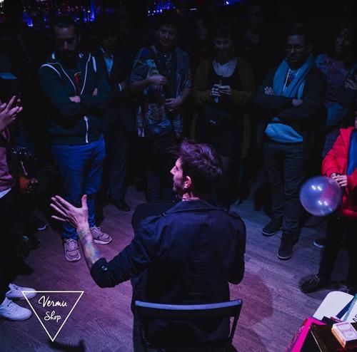show de magia ilusionismo narrativo