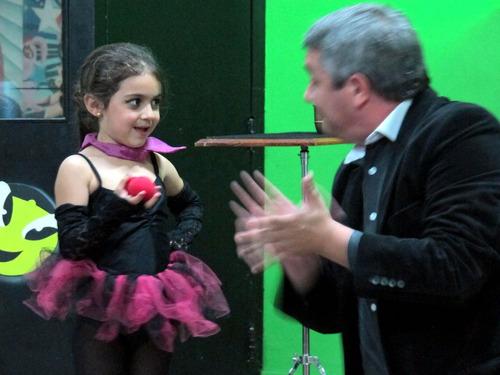 show de magia - ilusionismo para eventos - mago