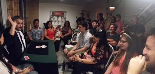 show de magia ilusionismo para eventos mago fiestas