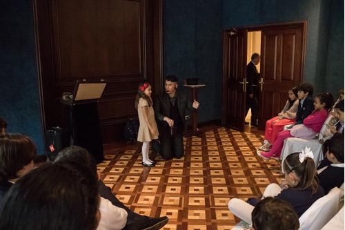 show de magia infantil