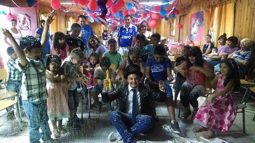 show de magia infantil - mago para cumpleaños, para niños