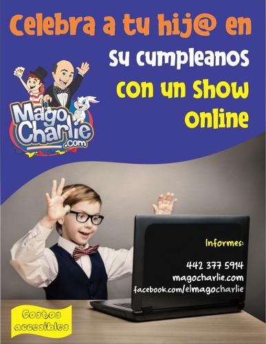 show de magia online