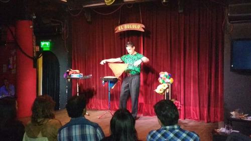 show de magia para chicos y adultos
